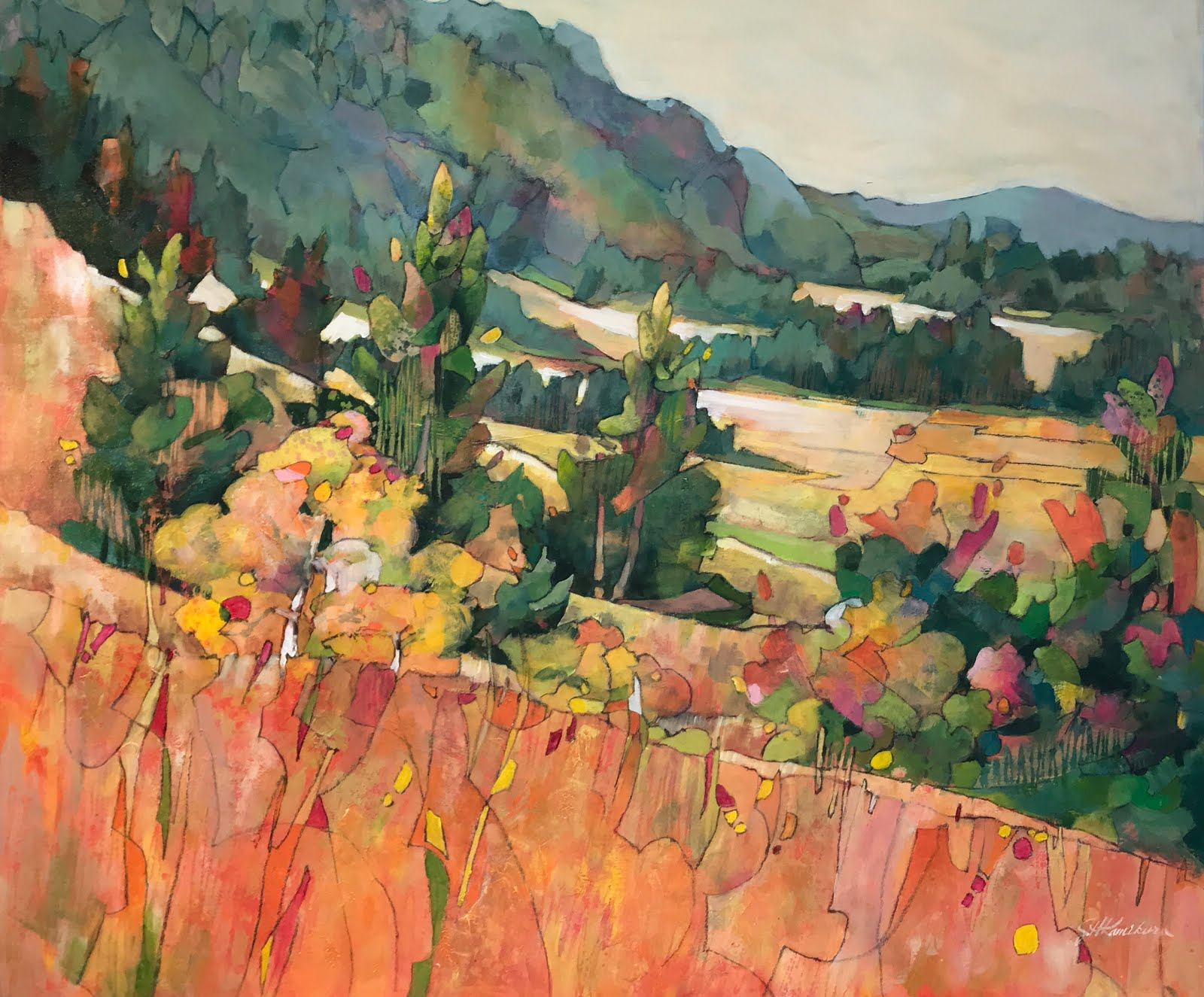 Kettle Valley 34x40