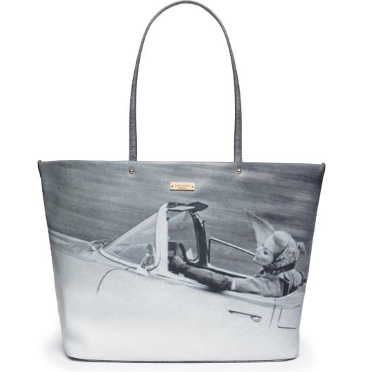 Kate Spade's Lillian Bassman Capsule Collection