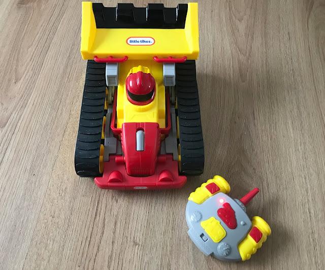 RC Dozer racer remote control car review