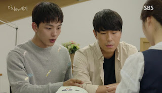 Sinopsis Reunited Worlds Episode 29