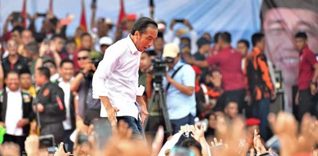 Arief Poyuono: Kangmas Jokowi Ngomongin Kebodohan Sendiri