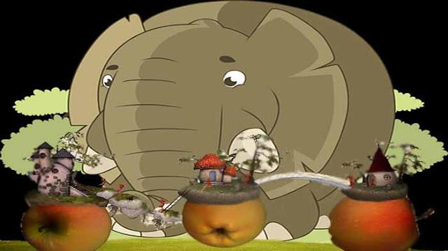 cerpen gajah