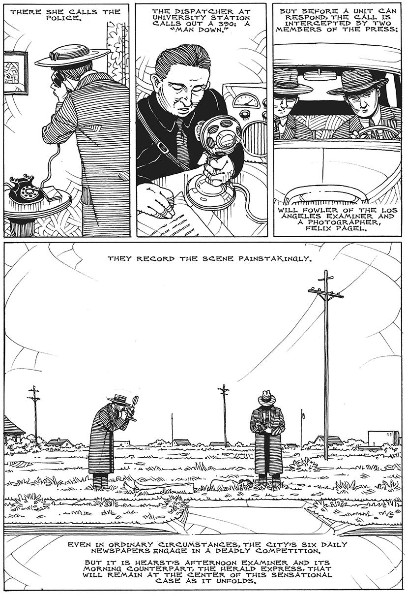 Graphic Novel Resources: Black Dahlia