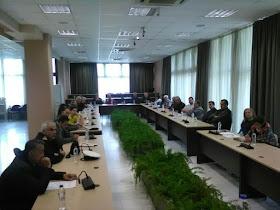 Δήμος Κατερίνης: Σύσκεψη του Συντονιστικού Τοπικού Οργάνου Πολιτικής Προστασίας. Σχεδιασμός και δράσεις για την αντιμετώπιση κινδύνων λόγω των δασικών πυρκαγιών