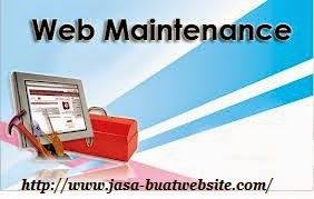 Jasa Maintenance Website, Jasa Menaikan Website
