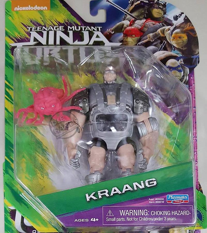 Idle Hands Teenage Mutant Ninja Turtles Movie Toys Hitting Stores