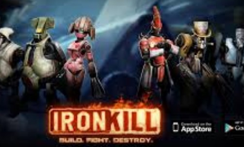 Ironkill: Robot Fighting Game Apk+Data Free on Android Game Download