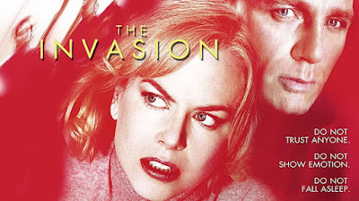 The Invasion poster