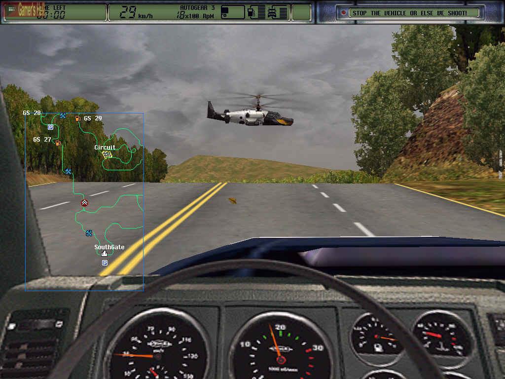 Hard truck simulator game free download.
