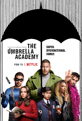 The Umbrella Academy {Season 1} [Hindi – English] 720p WEB-DL