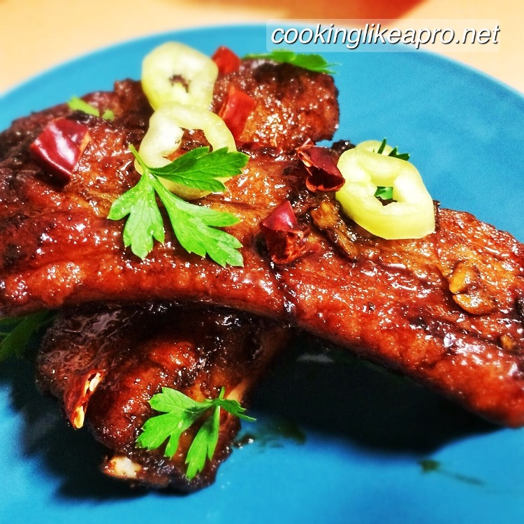 Coffee Pork Ribs Recipe