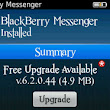 Update Terbaru BBM (BlackBerry Massenger) Versi 7.0.0.44 Update April 2013