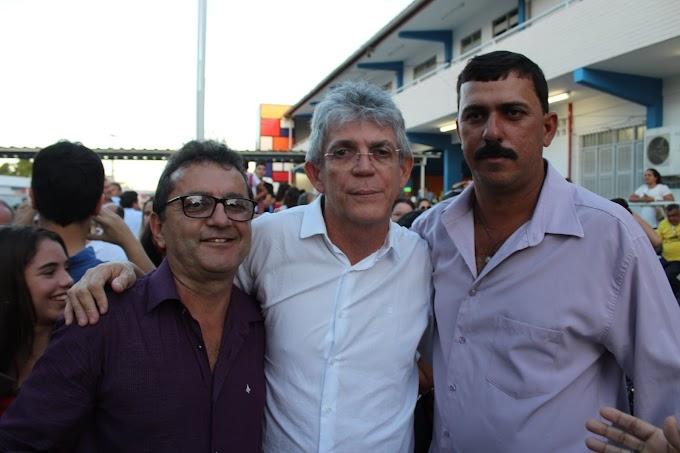Umbuzeiro: Nivaldo e Nélio participam de Audiência do Orçamento Democrático em Campina Grande