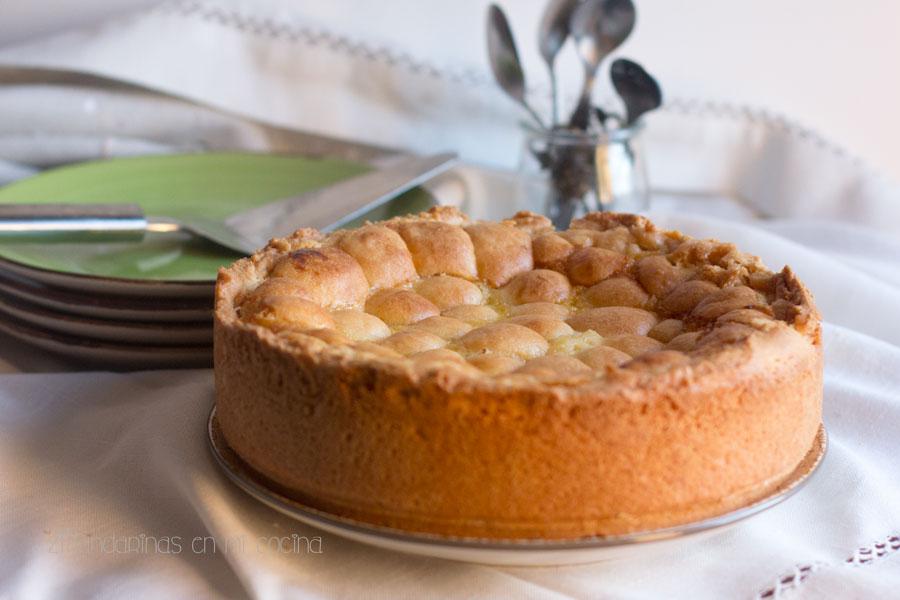 como preparar pastel de mango de forma fácil