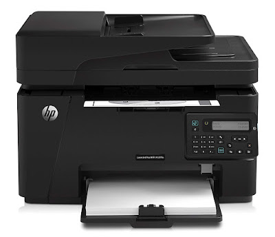 intuitive command panel to easily laid projects in addition to get-go printing correct away HP LaserJet Pro M127fn Driver Downloads