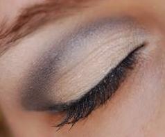 ojo maquillado