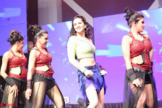 Sunny Leone Dancing on stage At Rogue Movie Audio Music Launch ~  335.JPG