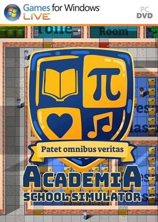 Academia : School Simulator PC Full (Acceso Anticipado)