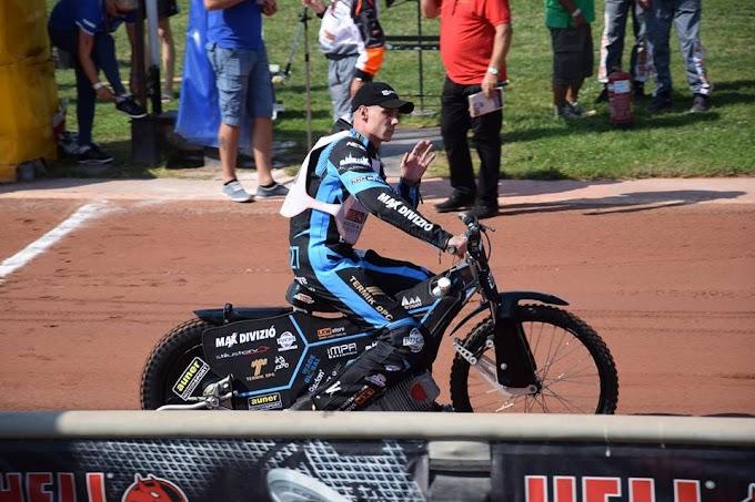 Alan Szczotka nyerte a MACEC 2. fordulóját
