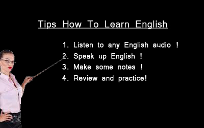 5 Cara Mudah Belajar Bahasa Inggris Dengan Baik