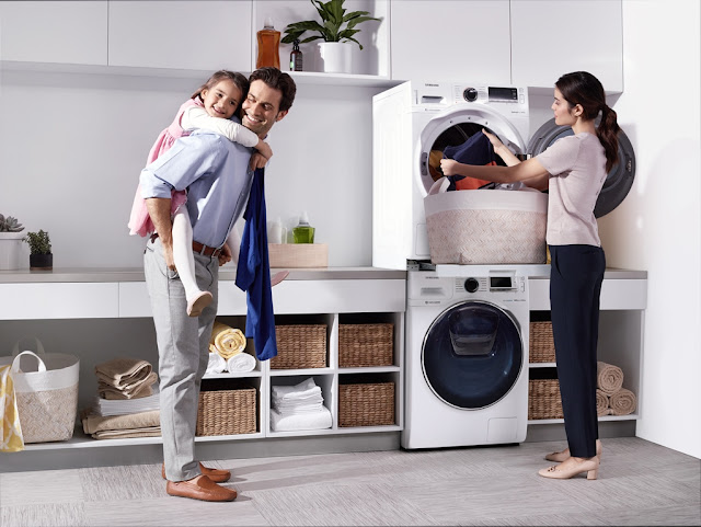 Samsung, Samsung AddWash Front Load Washing Machine, laundry myths, home, home and living, home appliances,