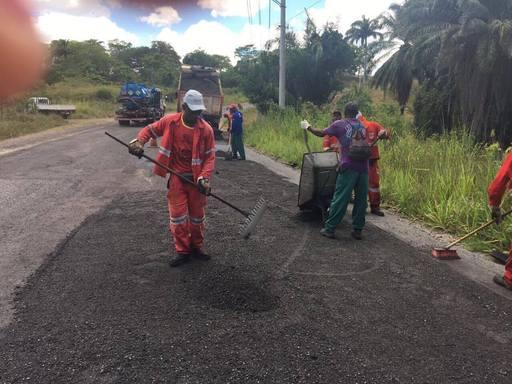 Estradas de 22 regiões baianas serão recuperadas em março