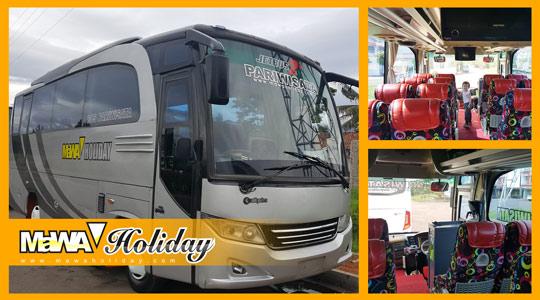 Daftar Sewa Bus Pariwisata Bandung - Review Kontak & Harga