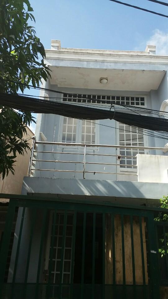 Bán nhà hẻm 4m đường Phạm Thế Hiển phường 7 quận 8