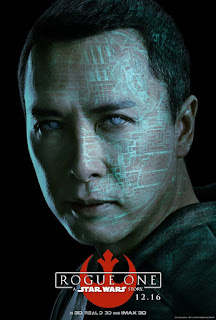 Rogue One A Star Wars Story Donnie Yen Poster
