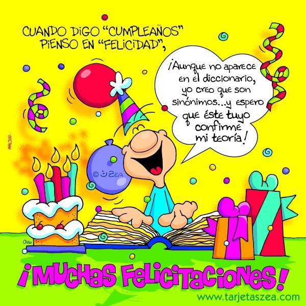 cumpleaños felicidad
