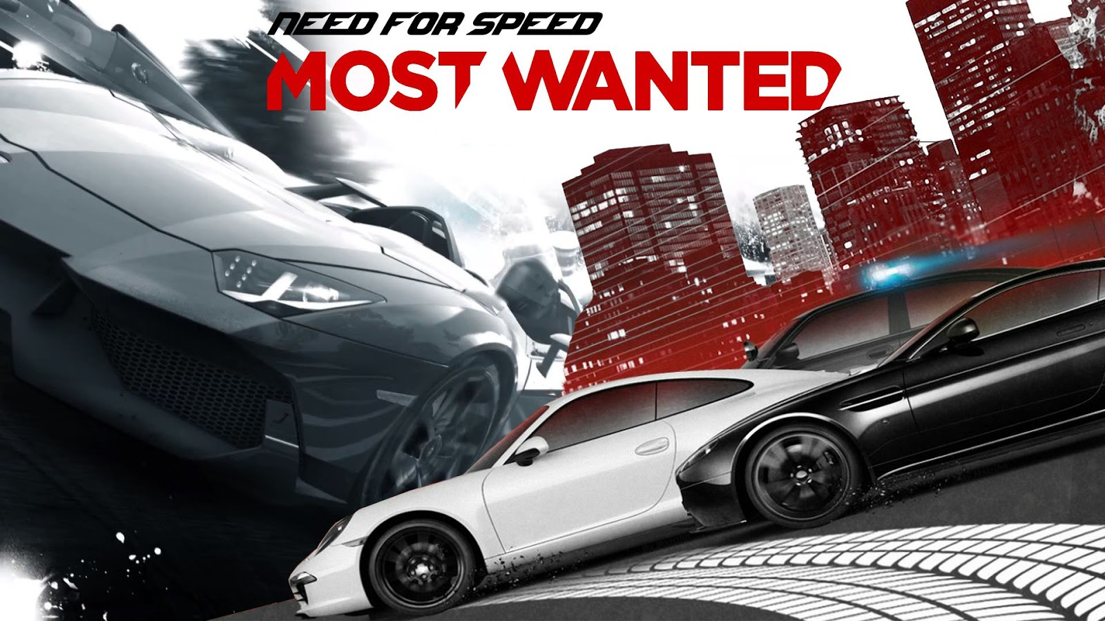 Need for Speed: Most Wanted Black Edition - elamigos