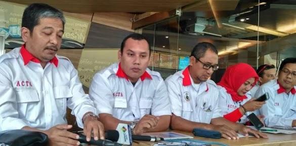 Tidak Ralat Ucapan, Dua Menteri Jokowi Diancam Dilaporkan Maladministrasi