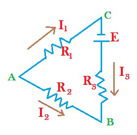 Kirchhoff's Voltage law or KVL
