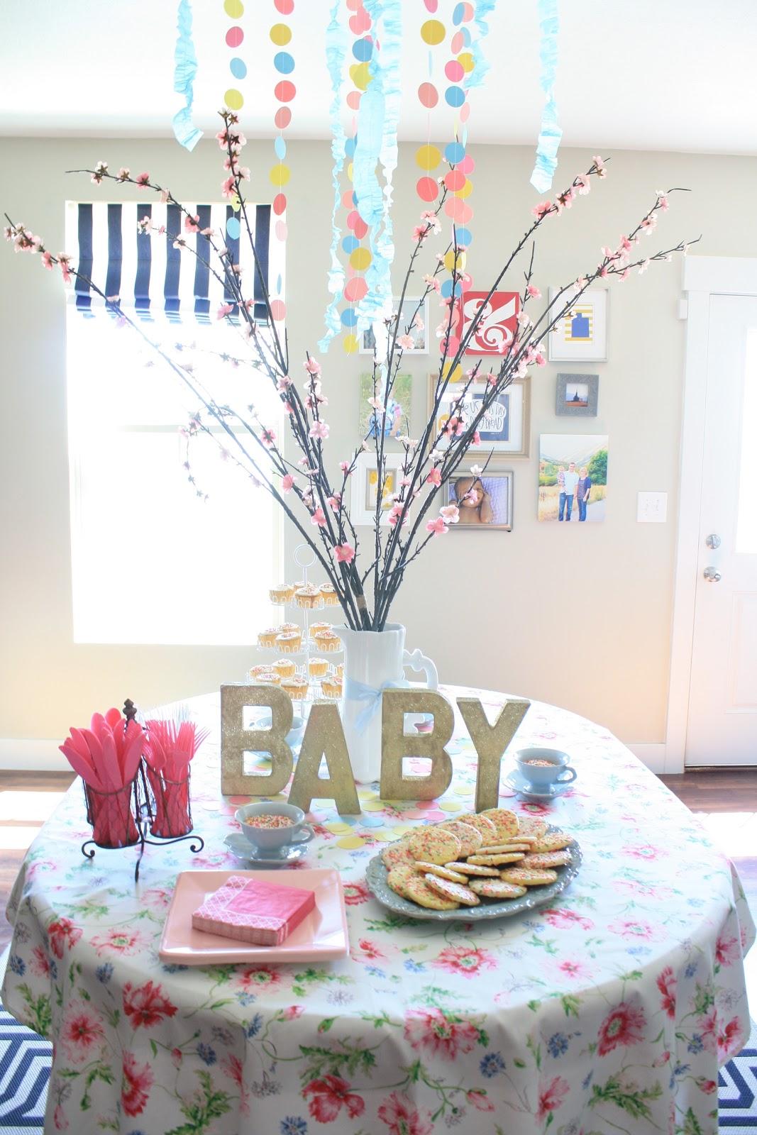 Home Design Ide: Sprinkles Baby Shower