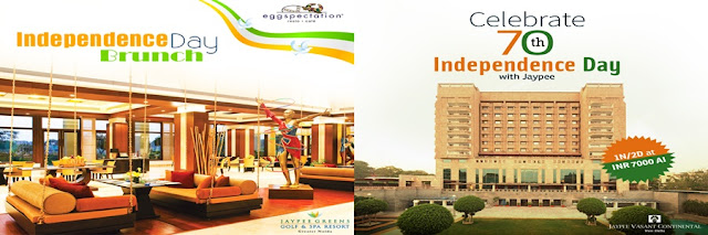 Noida Diary: Independence Day Celebrations at Jaypee Vasant Continental