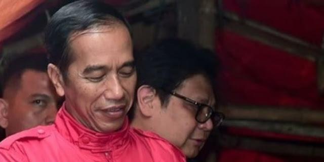 Akbar Tanjung Soal Politik Genderuwo: Jokowi lihat kompetisi politik perlu diperbaiki