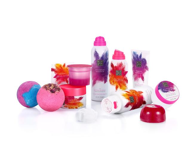 """The Ritual of Holi"" baño corporal belelza rituals beauty ducha hidratación"