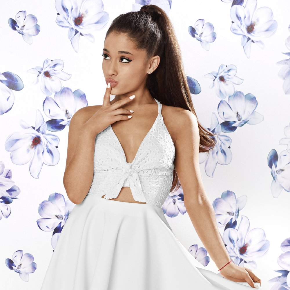 1750165aead Favourite Pieces  Ariana Grande for Lipsy London SS 2016 - Helen Mae Le