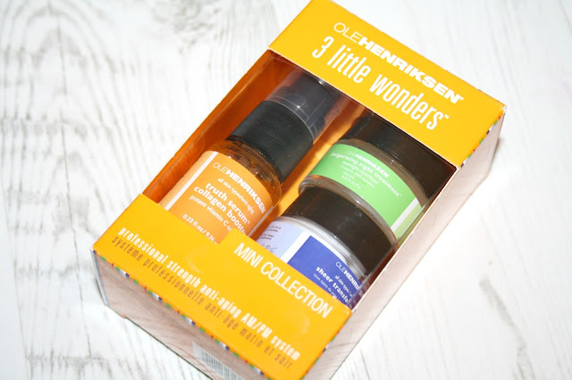 Ole Henriksen Three Little Wonders Mini Gift Set