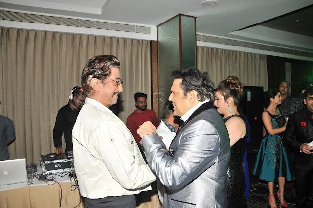 7. Govinda with Shakti Kapoor