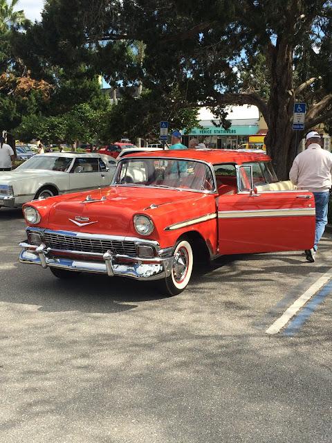 Chevrolet 1957 Station Wagon