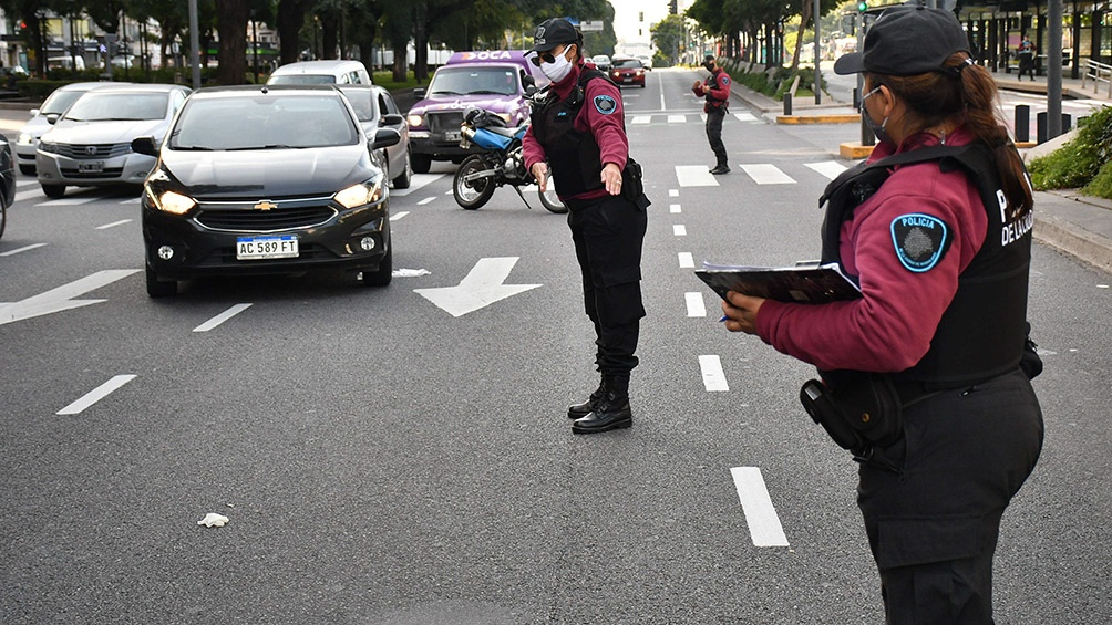 Aumentó 8% la circulación vehicular en los accesos de la Ciudad de Buenos Aires