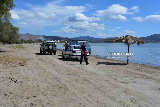 Αργολίδα: Νεκρός ηλικιωμένος στην παραλία Δαλαμανάρας