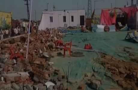 rajasthan-bharatpur-shadi-samaroh-wall-fallen-25-people-dead