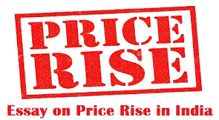 Essay on Price Rise in India