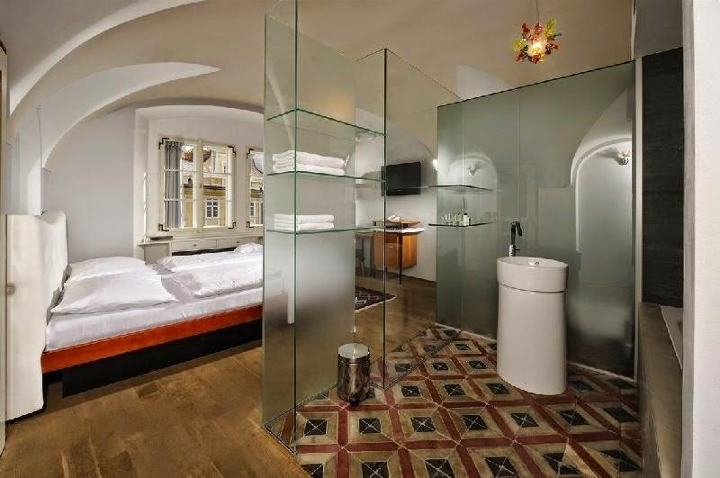 Fotos ideas para decorar casas for Dormitorio con bano