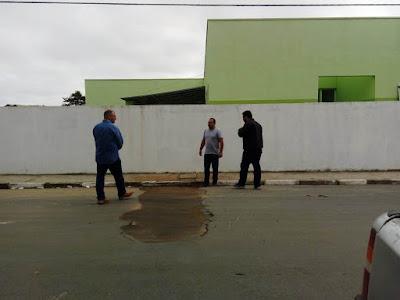 Prefeitura de Pariquera-Açu notifica Sabesp por qualidade em obras