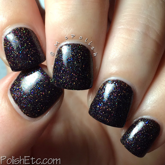 Glitter Daze - The Witching Hour - McPolish - Bellatrix