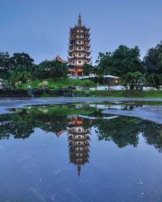pagoda watu gong semarang