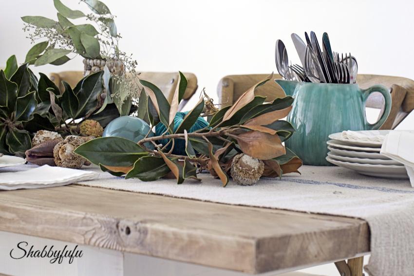 magnolia garland diy craft